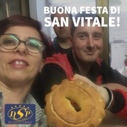 buona festa di san vitale - Autofficina Di Santo, San Salvo