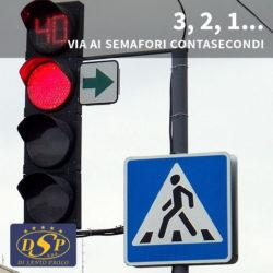 semafori contasecondi - Autofficina Di Santo, San Salvo