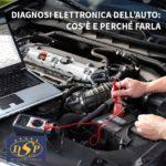 Diagnosi elettronica dell'auto: cos'è e perché farla