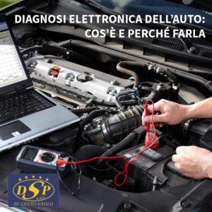 diagnosi elettronica - Autofficina Di Santo, San Salvo