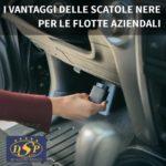 Assicurazione auto: i vantaggi delle scatole nere per le flotte aziendali