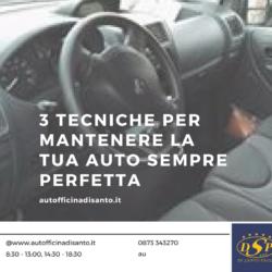 manutenzione auto - Autofficina Di Santo, San Salvo