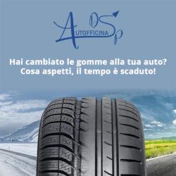 cambio-gomme - Autofficina Di Santo, San Salvo