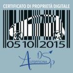 Certificato di proprietà digitale: istruzioni per l'uso