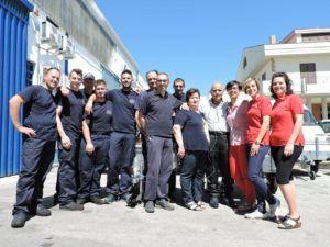 il team officina - Autofficina Di Santo, San Salvo