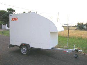 furgone per moto - Autofficina Di Santo, San Salvo