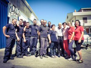 il team - Autofficina Di Santo, San Salvo