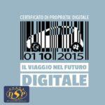 Il nuovo certificato di proprietà digitale