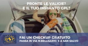 promozione gas specialist maggio - Autofficina Di Santo, San Salvo