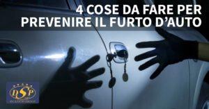 antifurto - Autofficina Di Santo, San Salvo