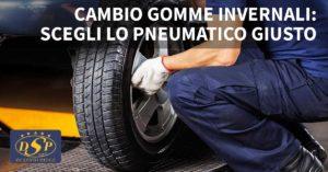 cambio gomme - Autofficina Di Santo, San Salvo