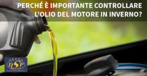 controllo olio motore - Autofficina Di Santo, San Salvo