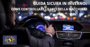 guida sicura in inverno - Autofficina Di Santo, San Salvo