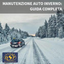 manutenzione auto inverno - Autofficina Di Santo, San Salvo
