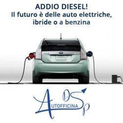 addio diesel - Autofficina Di Santo, San Salvo