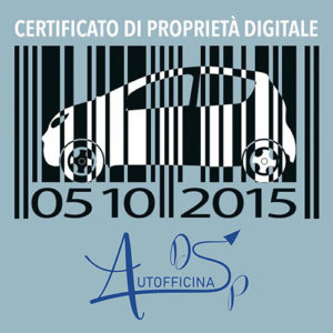 cert proprietà digitale - Autofficina Di Santo, San Salvo
