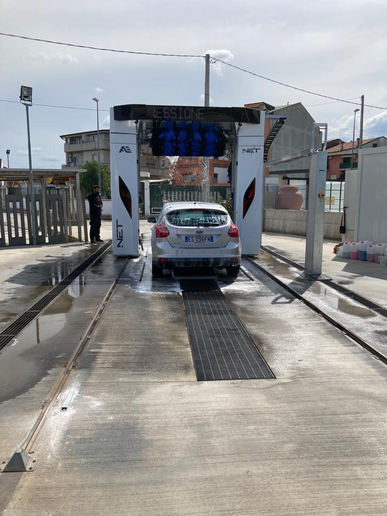 Autolavaggio Di Santo Paolo